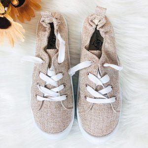 NEW‼️KHAKI SNEAKERS- shoe